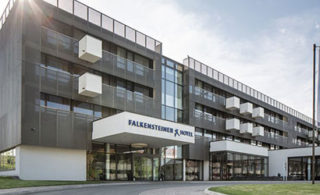 Firmengebäude der Falkensteiner Michaeler Tourism Group