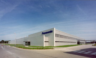 Panasonic Automotive Industrial Systems Europe - Firmengebäude