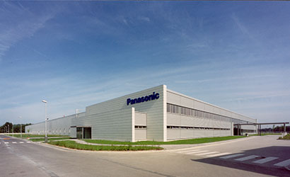 Panasonic Industrial Systems Europe - Firmengebäude