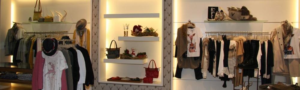 Herbstkollektion in der Boutique von Schanda Modehaus - EDI Kommunikation