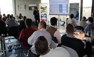 Smarter Data Interchange Forum 2015 Präsentationsdetails B2B Prozesse transparenter gestalten
