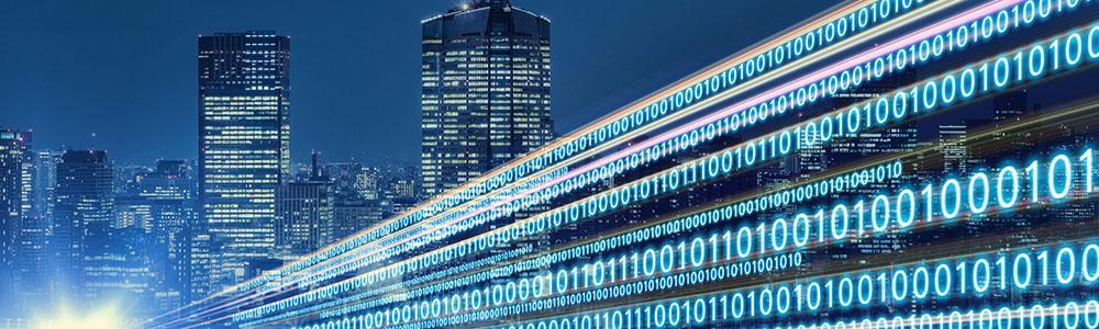 """Digitale Stadt und Datenfluss für die Darstellung """"Am besten Weg zu EDI"""""""