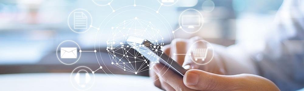 Bestellungen via Handy tätigen - Der Einsatz von EDI im Online-Handel