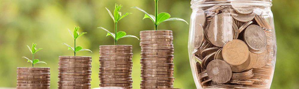 Digitalisierung gefördert - Geld sparen, investieren und wachsen