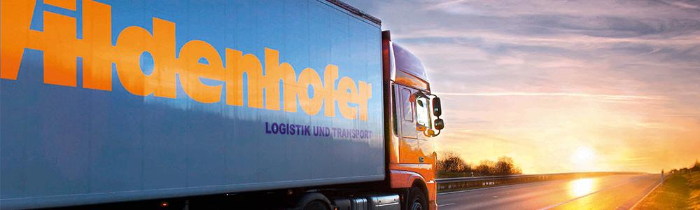 LKW von der Firma Wildenhofer als Teilnehmer an der Blockchain Initiative Logistik: Erfolgreicher Test-Transport mit digitalem Frachtbrief eCMR