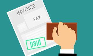 Invoice Tax Paid